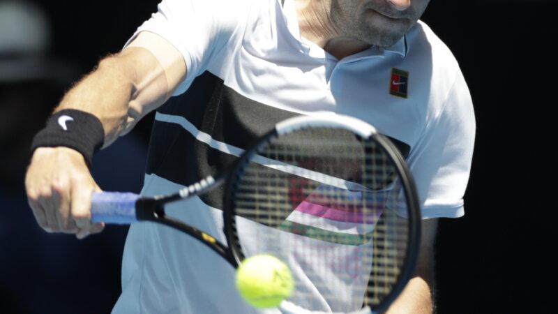 Tennis Australian Open 2019 Григор Димитров