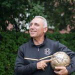 Стоичков участва в празненствата по случай 100 г. футбол в Харманли