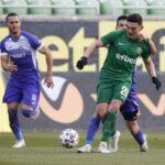 Кешерю с четири гола за гръмка победа на Лудогорец