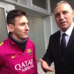 Стоичков: Всичко по оста Меси - Барселона е лъжа