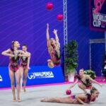 Ансамбълът е само след Русия на Световната купа в Пезаро
