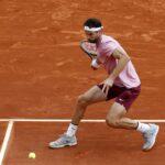 Гришо регресира до 20-о място в света на тениса