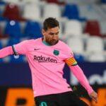 Меси подписва с Барселона в началото на август