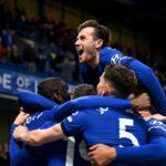 Челси спечели битката за Шампионската лига