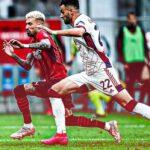 Милан увисва за Шампионската лига