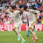 Испания довърши Хърватия и стигна 1/4-финал (видео)