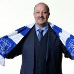 Новият мениджър на Евертън е Рафа Бенитес