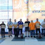 70 млади щангисти се пуснаха в юбилейното издание за купа Русе