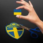 Украйна се промъкна покрай Швеция до 1/4-финалите
