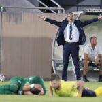 Дамбраускас надъхва Лудогорец с триумфа на Италия