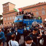 Обвиниха националния отбор на Италия за новата КОВИД-19 вълна