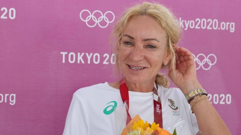 Мария Гроздева Олимпиада Токио