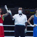 Боксьорката Стойка Кръстева тръгна с победа в Токио