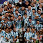 Аржентина ликува с Копа Америка