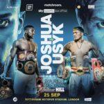 Официално: Джошуа срещу Усик на 25 септември в Лондон
