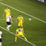 Англия с лекция над Украйна за 1/2-финал на Евро 2020