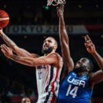 Франция шокира САЩ на баскетбол
