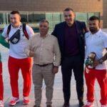 Щангите изпратиха своите олимпийци за Токио от Варна