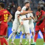 Белгия с антирекорд на еврофинали