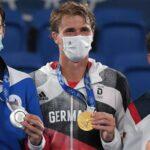 Зверев с олимпийска титла на тенис след лекция над Хачанов