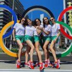 Грациите вече се настаниха в олимпийското село