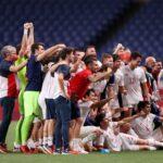 Бразилия - Испания на финала на футболния турнир в Токио