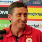 """Анатоли Нанков: Евала на Хебър, че играхме на """"Армията"""""""