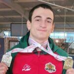 Трети български медал на Европейско по щанги във Финландия