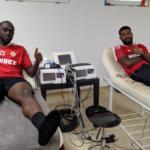От ЦСКА разясниха състоянието на двама от лидерите