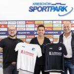 Димитър Рангелов стигна до пета лига в Германия