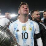 Лео Меси с постижение за историята за Аржентина, задмина Пеле