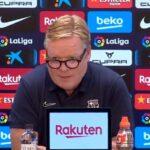 Барселона гони Куман след мача с Атлетико в събота