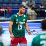 България с втора поредна загуба на Евроволей