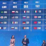 Волейболистите срещу световния шампион на Мондиал 2022