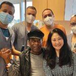 Пеле продължава с химиотерапията, но под домашно наблюдение